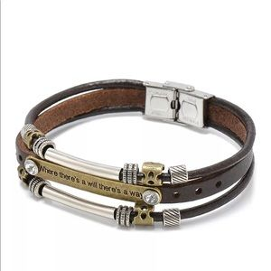Where there's a will Bracelet